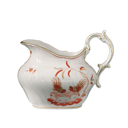 Richard Ginori Vecchio Galli Rossi Tea Milk Jug 350cc